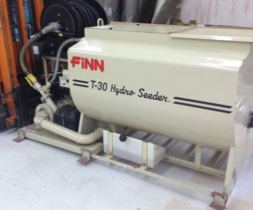T30 Hydro Seeder