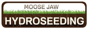Moose Jaw Hydroseeding Logo